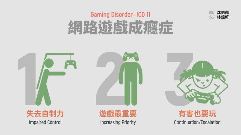 網路遊戲成癮圖表2